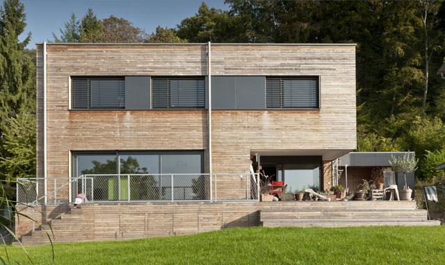 architekturbüro musahl Einfamilienhaus Wohnhaus S