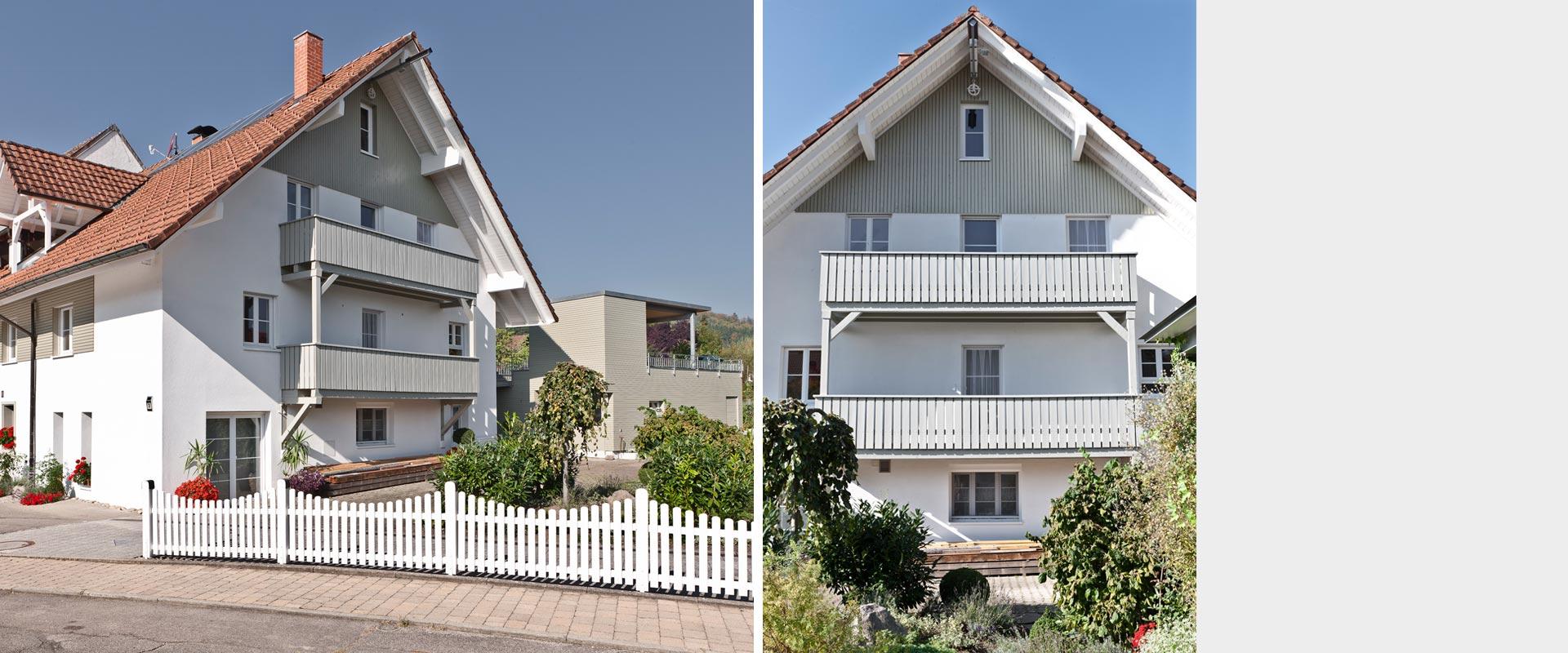 architekturbüro musahl Waldshut Mehrgenationenwohnen Dogern
