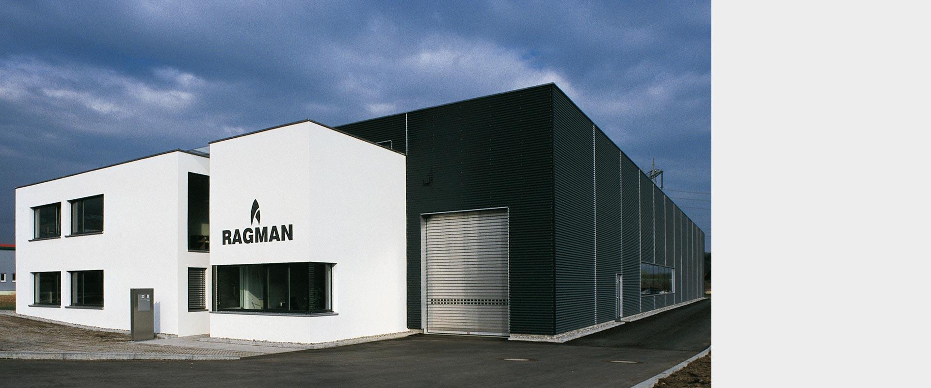 Architekturbüro Henning Musahl Waldshut Firma Ragman in Waldshut
