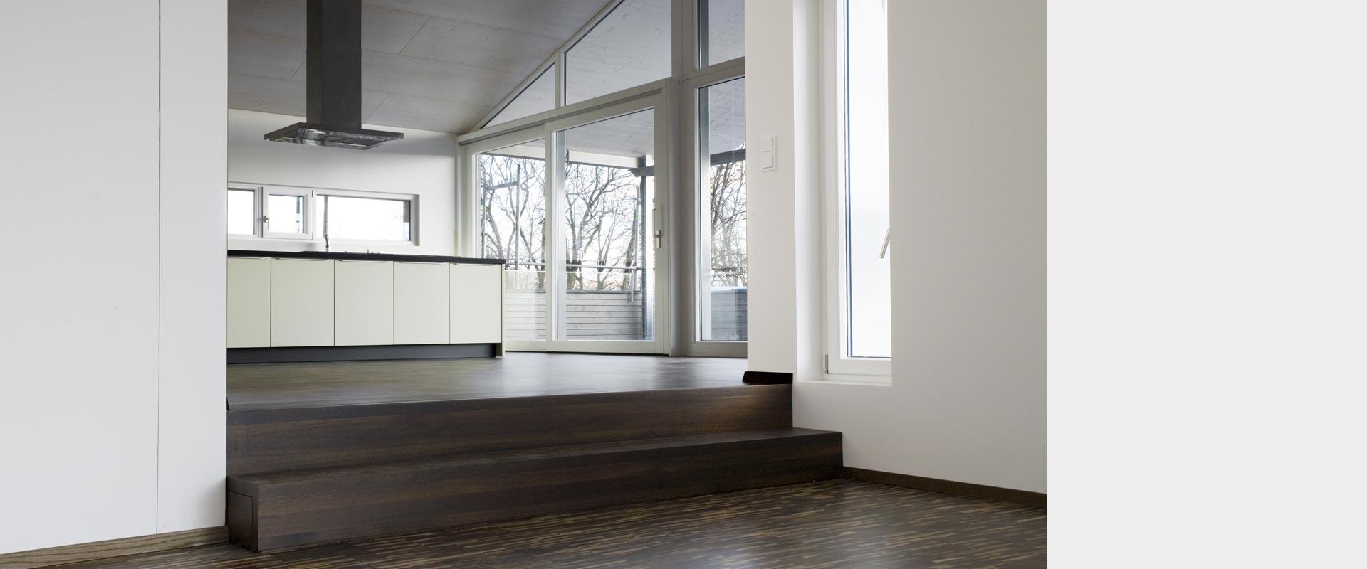 Architekturbüro Henning Musahl Waldshut Wohnhaus W. in Waldshut