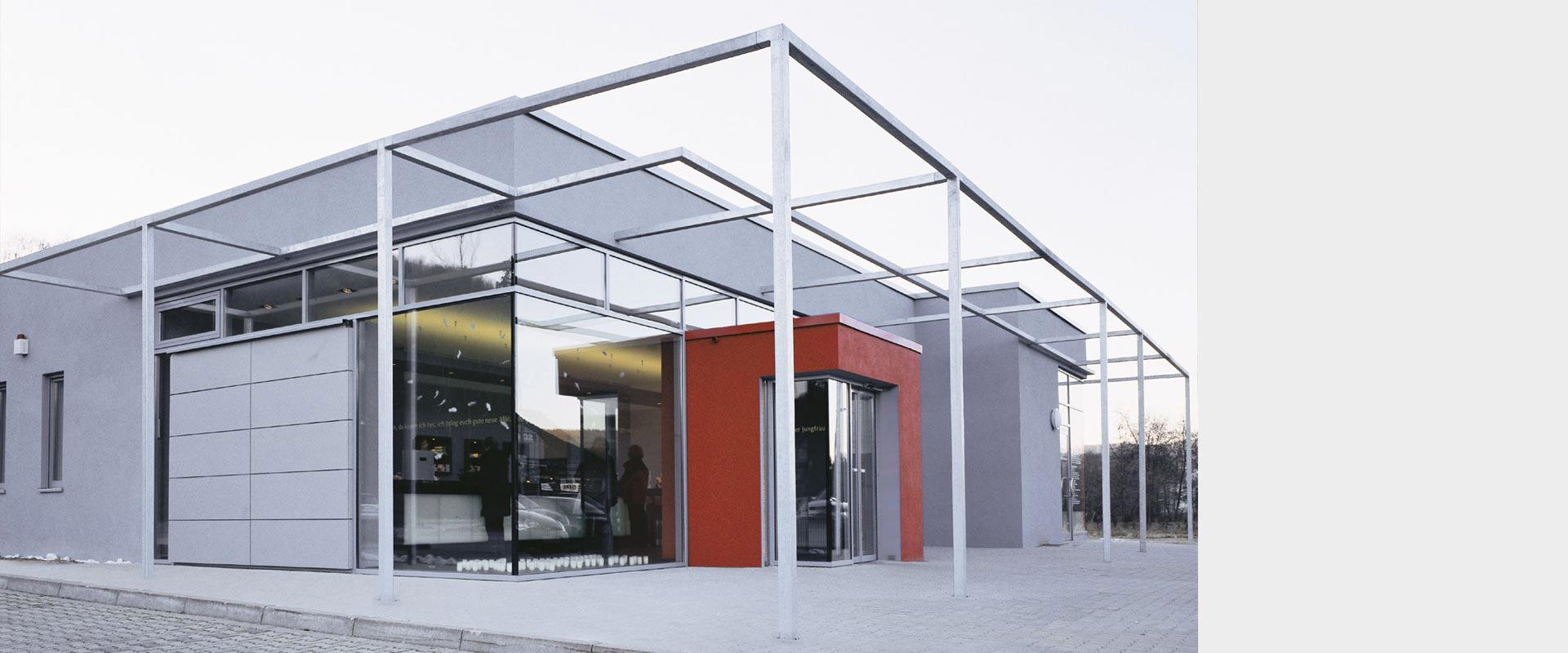 architekturbüro musahl Waldshut Deuzer Apotheke