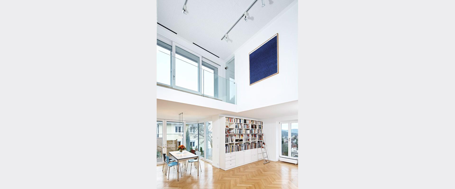 Architekturbuero Henning Musahl Waldshut Tiengen Oberrhein Wohnhaus J.