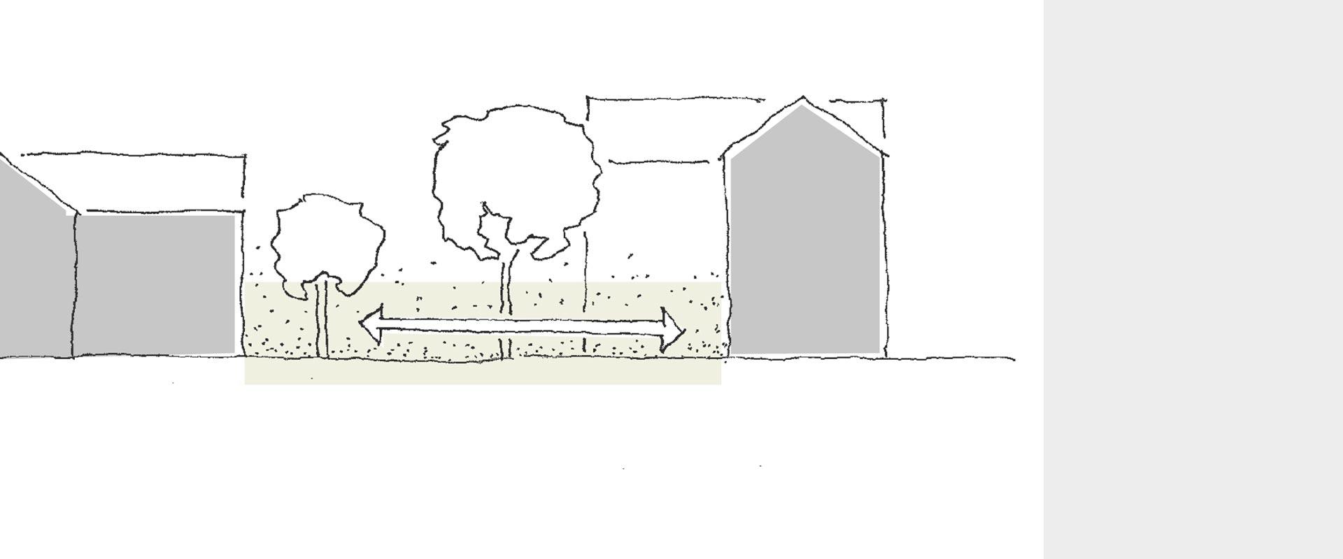 Architekturbüro musahl Waldshut Rathaus Dogern Erschließung