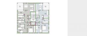 Architekturbüro Musahl Waldshut Wohnanlage Neunschwanz in Kadelburg OG