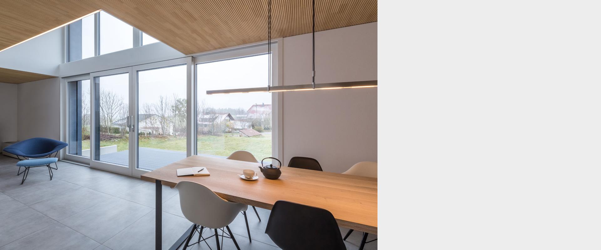 Architekturbüro musahl Waldshut Wohnhaus S. in Oberweschnegg Essen