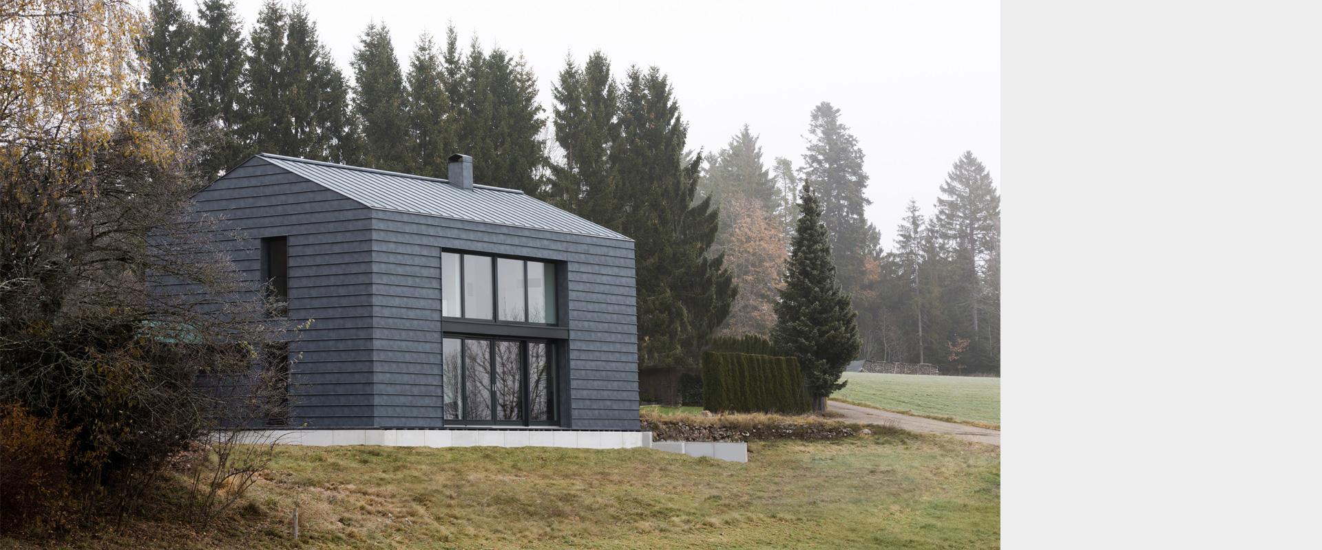 Architekturbüro musahl Waldshut Wohnhaus S. in Oberweschnegg