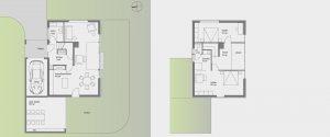 Architekturbüro musahl Waldshut Wohnhaus S. in Oberweschnegg Grundriss